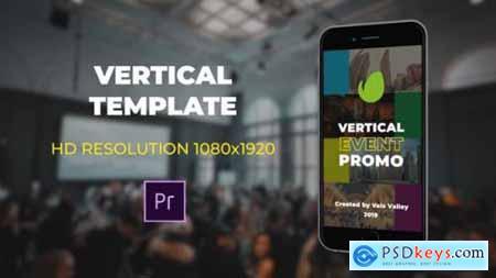 Videohive Vertical Event Promo 24051105