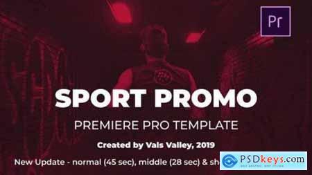 Videohive Sport Promo 23320581
