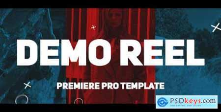 Videohive Demo Reel 21483081