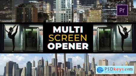 Videohive Multi Screen Opener 23851523