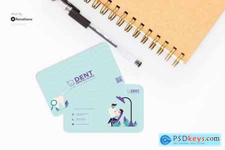 Dent Bussines Card GR