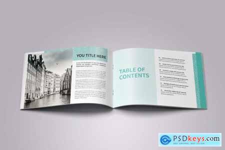 A5 Corporate Multipurpose Brochure 4311712