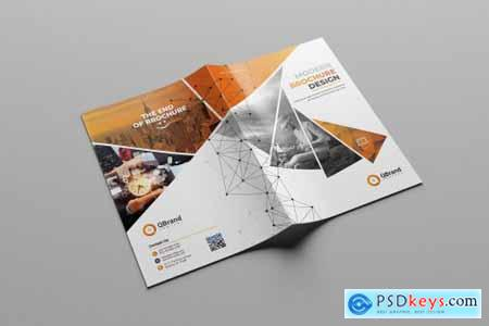 Bi-Fold Brochure 4323567