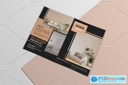 Interior Design Brochure - V899 3978529