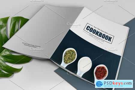 Cookbook Recipe Book V01 3978329