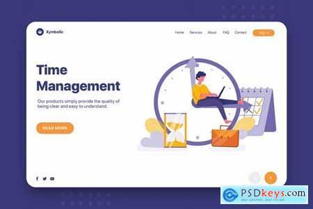 Corporate Web Header Pack