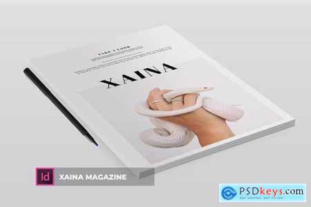Xaina Magazine