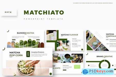 Matchiato - Powerpoint Google Slides and Keynote Templates