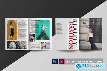Reality Fashion Magazine