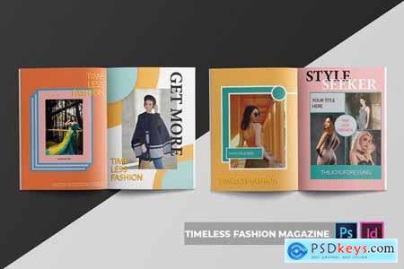 Timeless Fashion Magazine