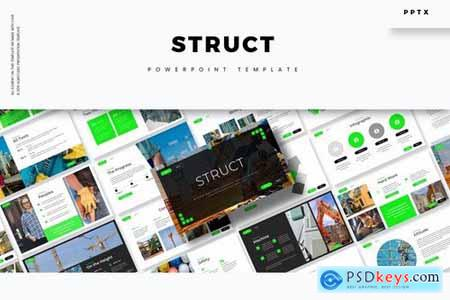 Struct - Powerpoint Google Slides and Keynote Templates