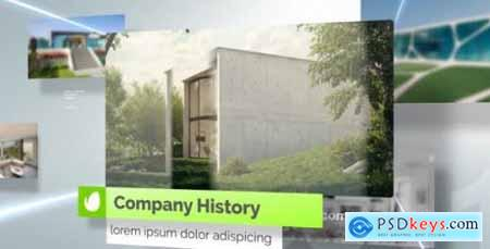 Videohive Light Corporate Slideshow 21548153