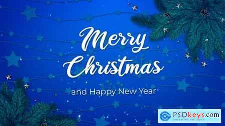 Videohive Christmas & New Year Slideshow 25342898