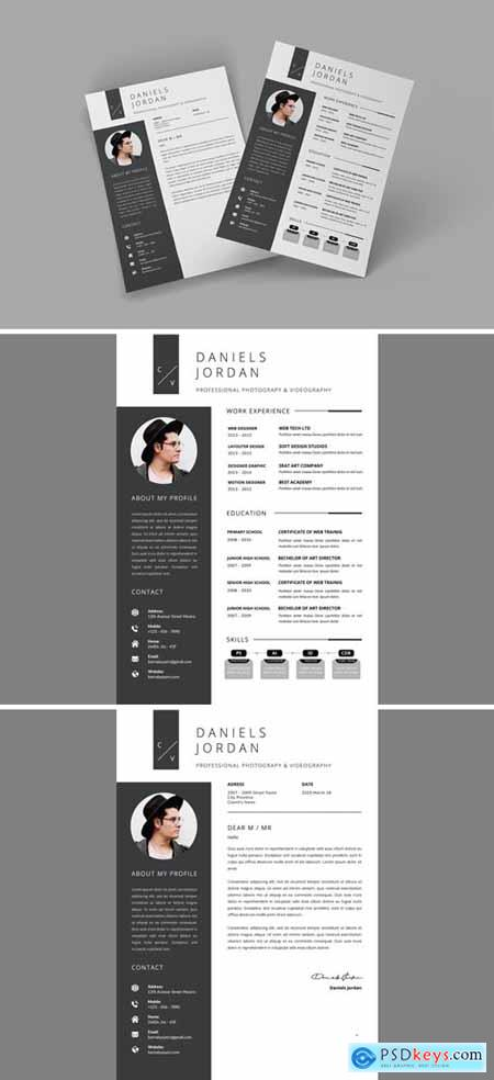 Photography CV Resume