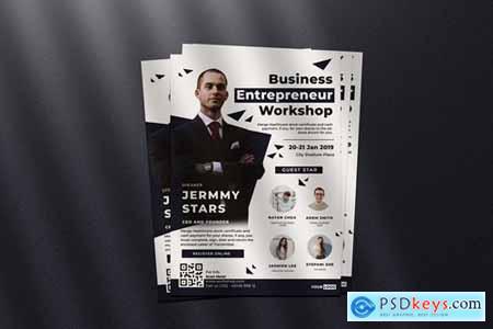 Enterpeneur Business Flyer