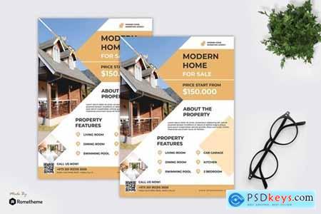 Modern - Real Estate Flyer RY