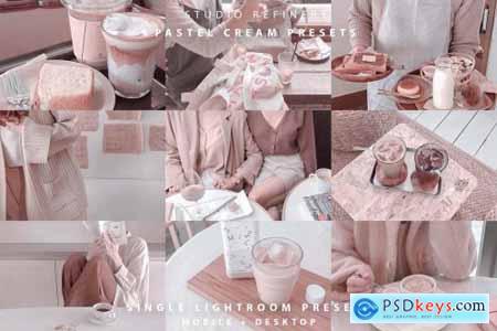 PASTEL CREAM LIGHTROOM PRESETS 4360096
