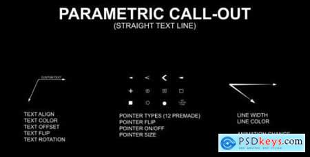 Videohive Parametric Callouts 9117796