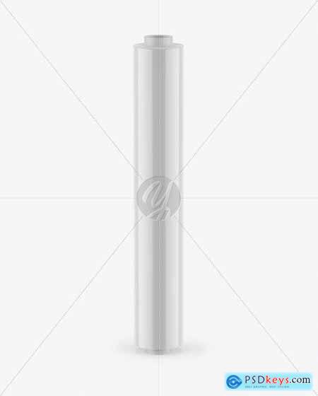 Glossy Paper Roll Mockup 51419
