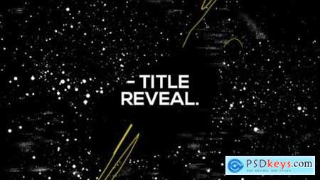 Videohive Scribble Grunge Title Reveal 25354749
