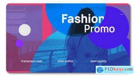 Videohive Fashion Kinetics Promo 25378831