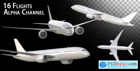 Videohive Airplane Pack Deluxe 21235981