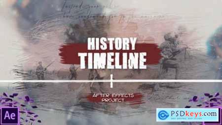 Videohive History Timeline 22938735