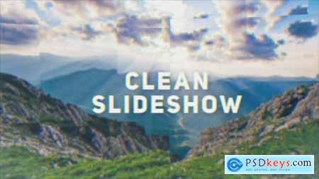 Videohive Clean Dynamic Opener Slideshow 19987192