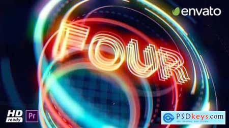 Videohive Countdown Opener for Premiere Pro 25344908