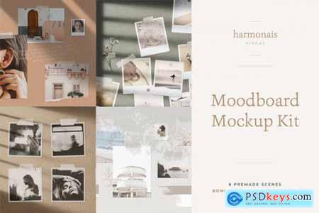 Essentials Mockup Bundle 4355910
