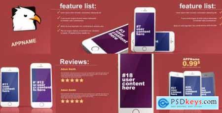 Videohive Mobile App Promo 7857769