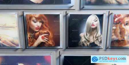 Videohive Glass Gallery 7798350