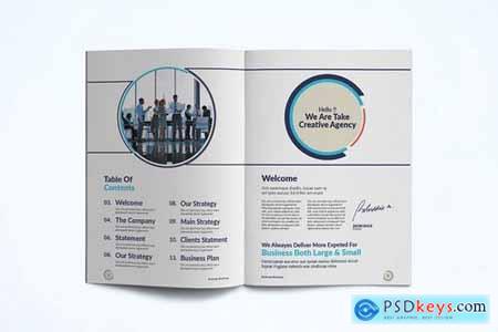 Company Profile X3