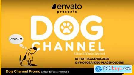 Videohive Dog Channel Broadcast Pack 23759634