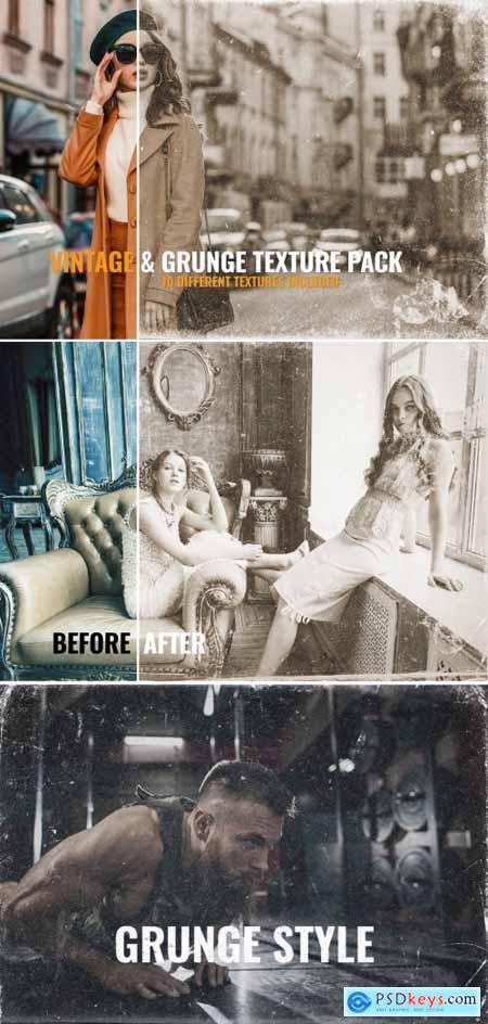 Vintage Texture Photo Overlay 313164310