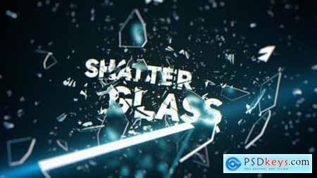 Videohive Shatter Glass Trailer 22992851
