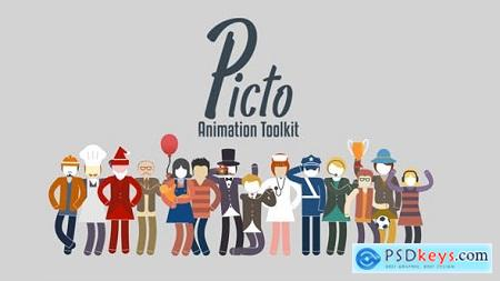 Videohive Picto Animation Toolkit 11295564