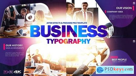 Videohive Favorite Business Typography V2 18029948
