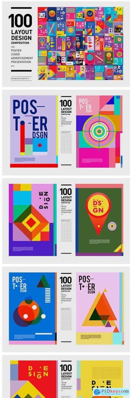 100 Creative Typography Poster Design 2296525