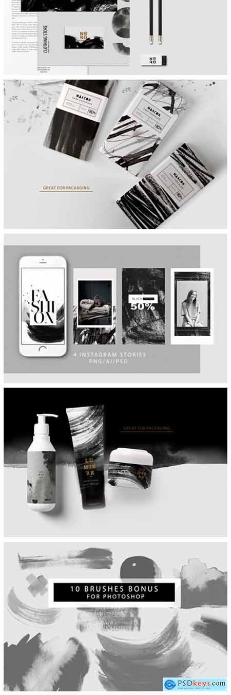 Black & White Backgrounds - Instagram 2227669