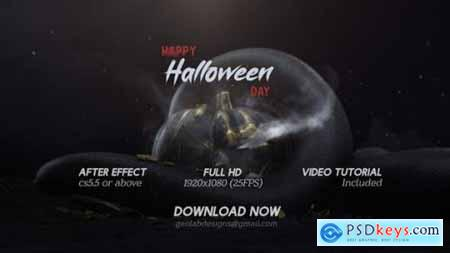 Videohive Halloween Day 24954200