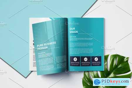 Annual Report Template V956 4355717