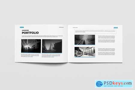 Business Company Brochure 4356453