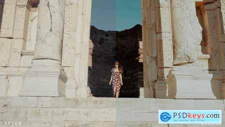 Film LUT for Video Wanderlust 4431454