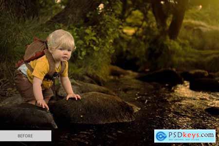 Light Flare Photoshop Overlays 4298685