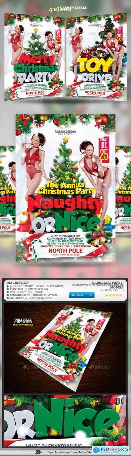 Christmas Flyer 19076133