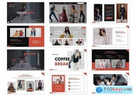 Collection - Powerpoint Google Slides and Keynote Templates