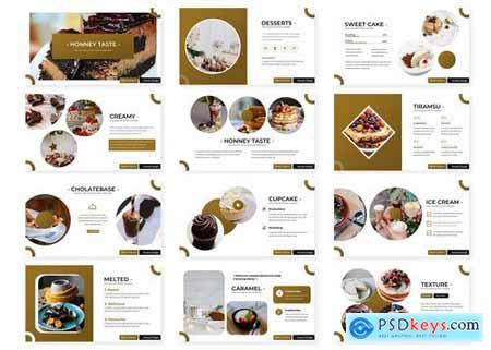 Honney - Powerpoint Google Slides and Keynote Templates
