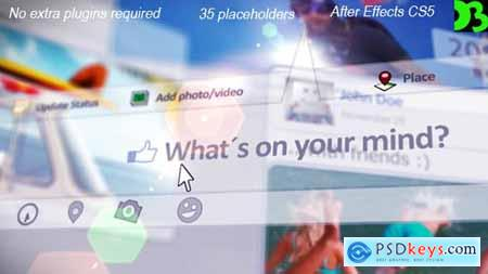 Videohive Whats On Your Mind 5714238