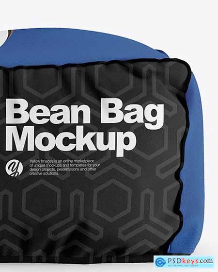 Bean Bag Mockup 52578